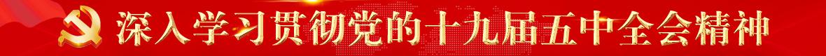 深入学习党的十九届五中全会精神